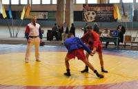 У Львові стартував Чемпіонат України з боротьби самбо