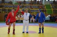 Petro Davydenko – the winner of the Ukrainian Sambo Cup