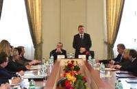 Ректор Університету взяв участь у засіданні Ради ректорів Львівщини