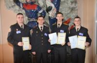 "Olexandr Kobko took the second place in Student Olympiad on ""Fire Safety"""