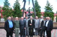People, who graduated from our institition 50 years ago, met again