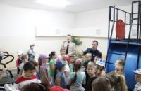 120 pupils from different Lviv schools visited LSULS