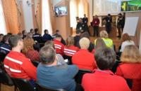 "Training ""Medical response during mass incidents"" on the basis of Lviv State University of Life Safety"