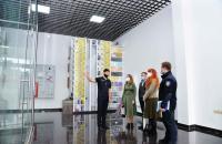 OSCE Ukraine representatives visit University
