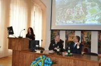 Masters' and specialists' graduation ceremony at Lviv State University of Life Safety