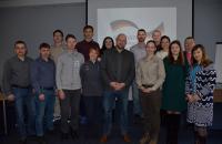 Training on military translation in Kharkiv