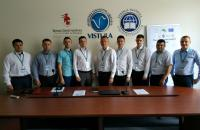 """Cooperation within the framework of the international project """"EU-CHEM-REACT 2"""""""