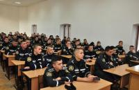 Cadets of Lviv State University of life safety attended a prevention lecture on the influence of alcohol and drugs