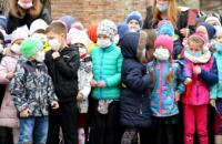 Demonstration classes at Lviv School # 23