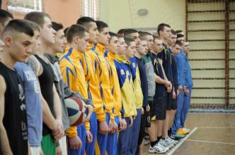 Basketball tournament at Lviv State University of Life Safety