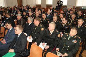 """""""Introduction of  modern European approaches in the field of civil defence is the priority task of SES in 2017"""" - M. Chechotkin"""