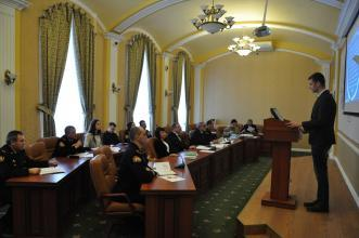 """All-Ukrainian Student Research Contest on specialty """"Technological safety"""". Total results"""