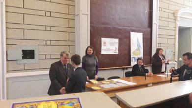 Our students showed good results participating in All-Ukrainian student research contest