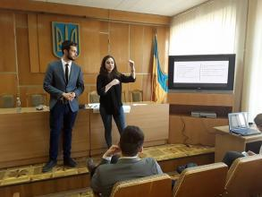 A seminar for for the press services of SES of Ukraine took place in Kyiv