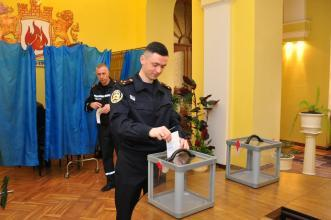 Rectorial election at Lviv State University of Life Safety