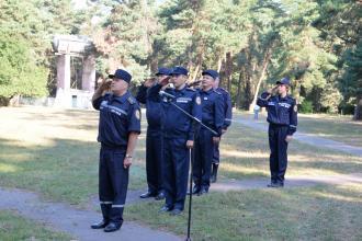 Basic military training Camp 2017 was opened in Tsuniv
