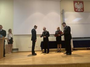 European diplomas were received by our master graduates