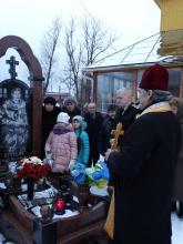 Memorial monument to Stepan Brodyak was consecrated