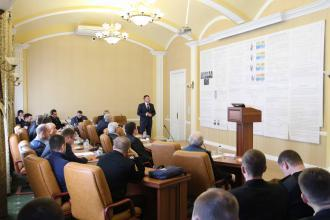 Thesis defences at Lviv State University of Life Safety