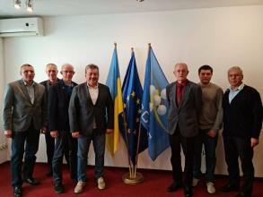 Vice-Rector Roman Ratushny took part in a consultative meeting in Warsaw