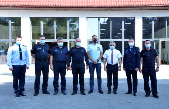 US Embassy in Ukraine representative visited Lviv State University of Life Safety