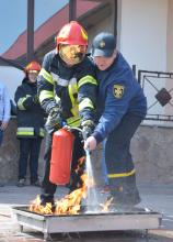The best students and cadets in the branch of life safety are chosen for the third time In the Lviv State University of Life Safety