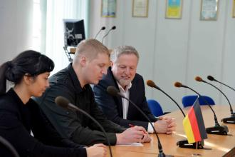 Delegation from Germany