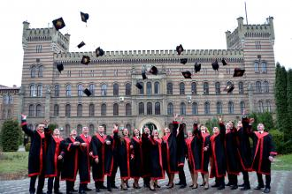 Masters of the University received LSULS diplomas