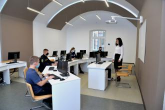 English level certification at Lviv State University of Life Safety: Pearson Online Placement Test