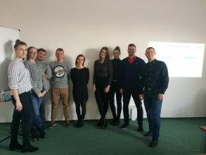 UNIVERSITY REPRESENTATIVE CARRY OUT WORKING VISIT TO THE MAIN SCHOOL OF FIRE SERVICE, WARSAW, IN THE FRAME OF ERASMUS + PROGRAM