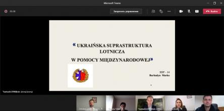 Master's thesis defence in double degree program took place in Warsaw