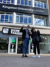 10 LSULS  students are studying in Great Britain