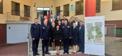 Ecologistics - improving the management of municipal solid waste landfills in Lviv region: 13 representatives of LSULS adopt best practices in Warsaw