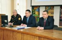 Representatives of Alerting, Telecommunications and Information Technologies Sector of the Main Department of SES of Ukraine visited Lviv State University of Life Safety