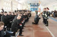 Graduation ceremony at Vinnytsya Higher Vocational College