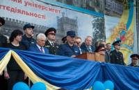 The 30-th International Competitions on Fire and Applied Sport Devoted to Chornobyl Heroes at Lviv State University of Life Safety