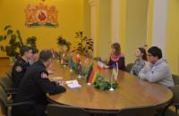 Elected Delegates of Union of Kingston Students Came to Lviv State University of Life Safety