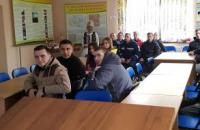 "Practical classes in ""Roztochya"" Natural Reserve  and ""Yavorivsky"" National Natural Park"