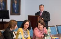 Representatives of Lviv State University of Life Safety visited University of Presov (Slovakia)