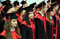 Masters Graduation at Lviv State University of Life Safety