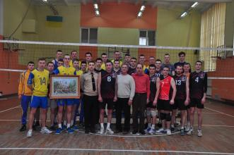 The 2-nd round of Ukrainian Volleyball Championship at LSULS