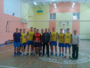"Final round of volleyball competition in the framework of ""Universiade 2017» in Lviv region"
