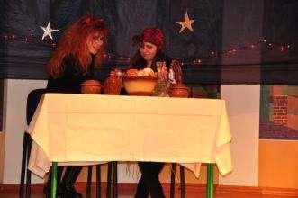 """Курсанти організували та провели театралізоване дійство за мотивами твору Миколи Гоголя """"Ніч перед Різдвом"""""""