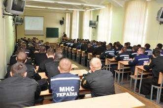Курсанти зустрілися із видатним українським вченим
