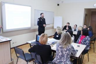 Specialized training on the subject of active learning and pedagogical leadership took place at LSULS