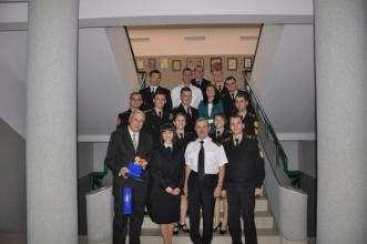 В рамках реалізації міжнародних проектів, курсанти університету вчилися у Варшаві