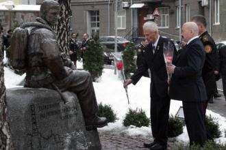 Михайло Болотських привітав ветеранів пожежної охорони з професійним святом